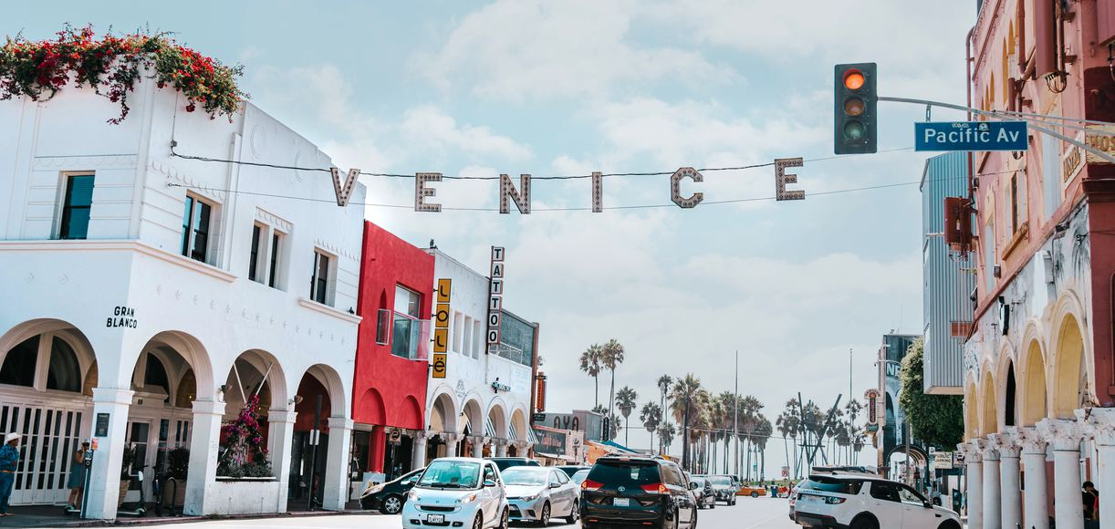 California Coastal Spotlight: Venice Beach