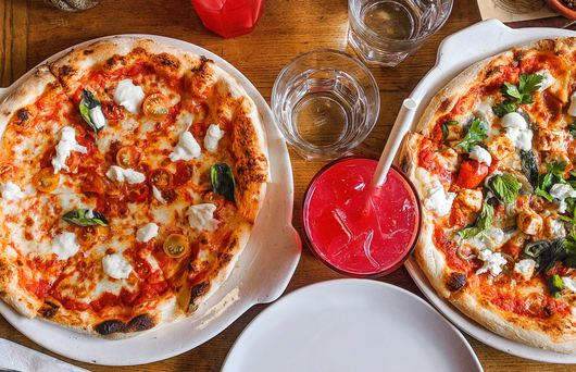 Celebrate National Pizza Day at These L.A. Vegan Pizza Joints