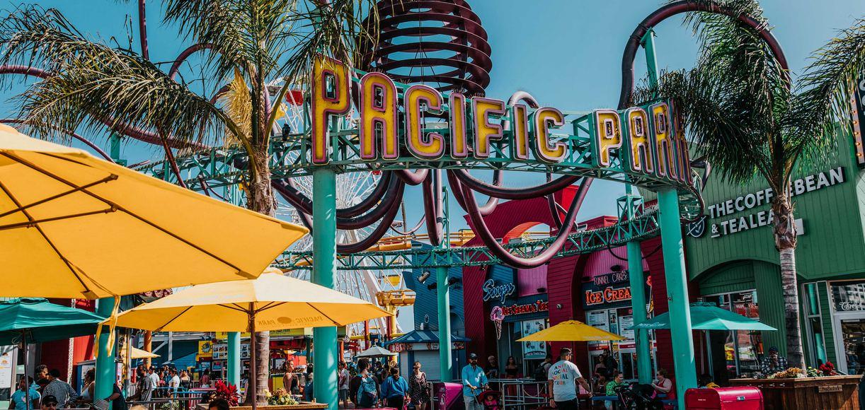 California Coastal Spotlight: Santa Monica