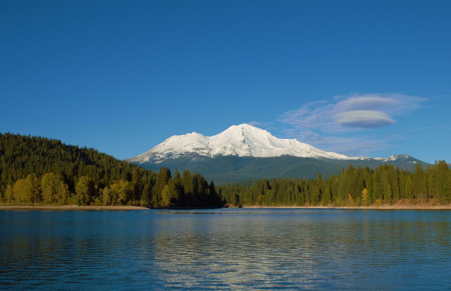 The Best Campgrounds in the Shasta-Cascade
