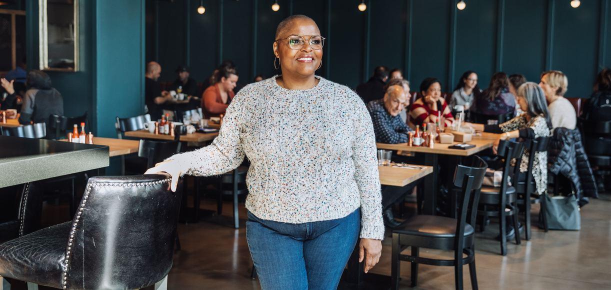 Fierce Femme: Meet California's Soul Food Superstar