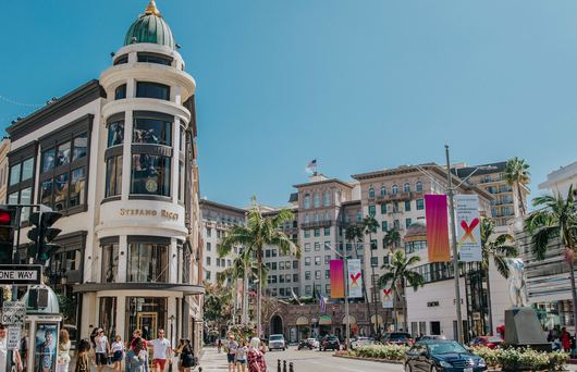 California Spotlight: Rodeo Drive