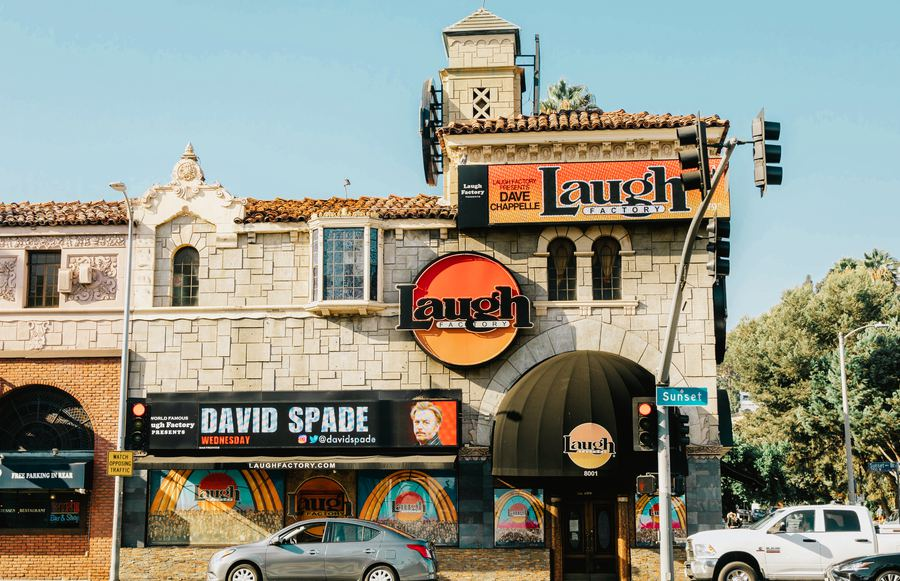 The Best Comedy Clubs in California