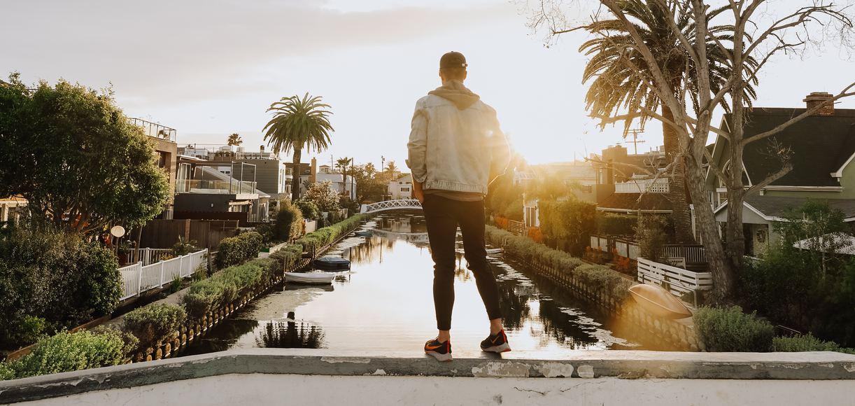 California's Hidden Gems: The Venice Canals