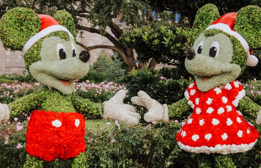 Holiday Magic Has Arrived at Disneyland