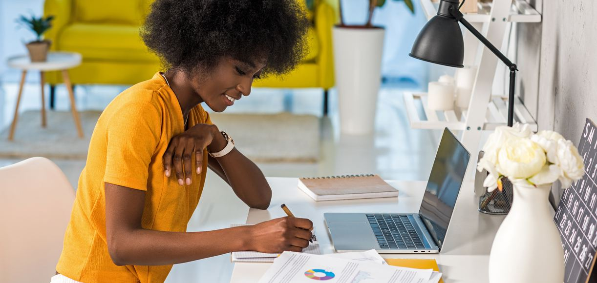 Enhance Your Work-From-Home Space With These Easy Tips