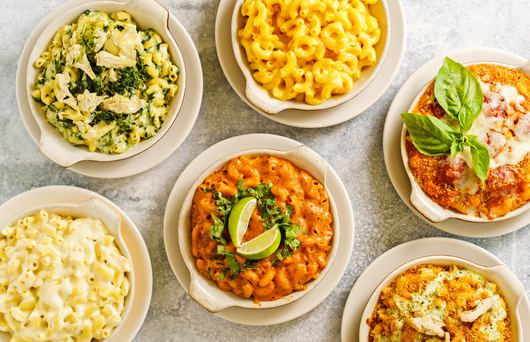 Don't Slack On This Mac: The Best Mac and Cheese in California