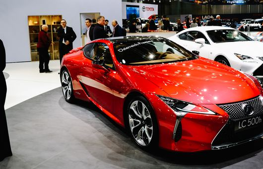 Rev Your Engines: The L.A. Auto Show Starts Tomorrow