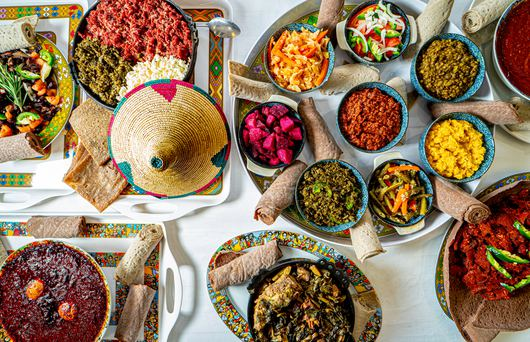 How to Spend a Day in Los Angeles' Little Ethiopia