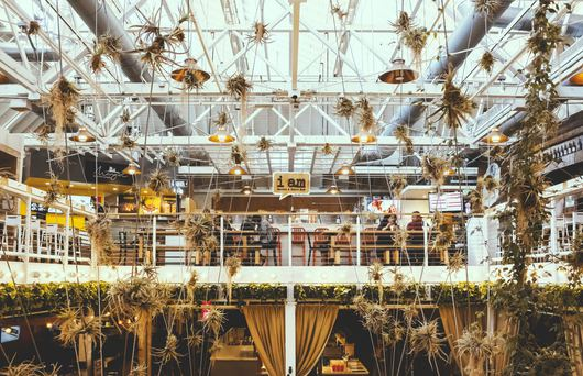 The California Markets and Food Courts That Are Too Good to Miss
