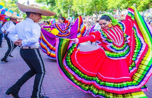 It's a Fiesta! Celebrate Old Spanish Days in Santa Barbara