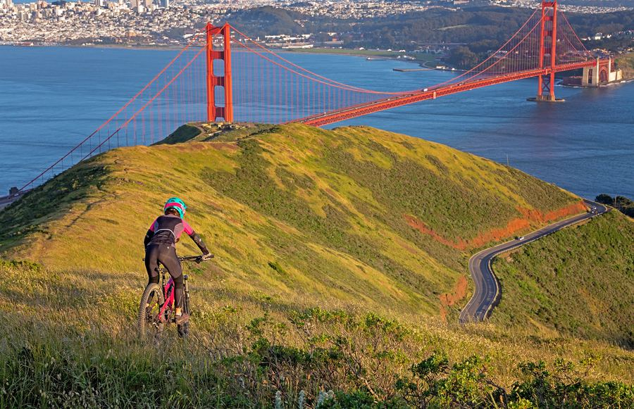 The Most Epic Mountain Biking Trails in the Bay Area