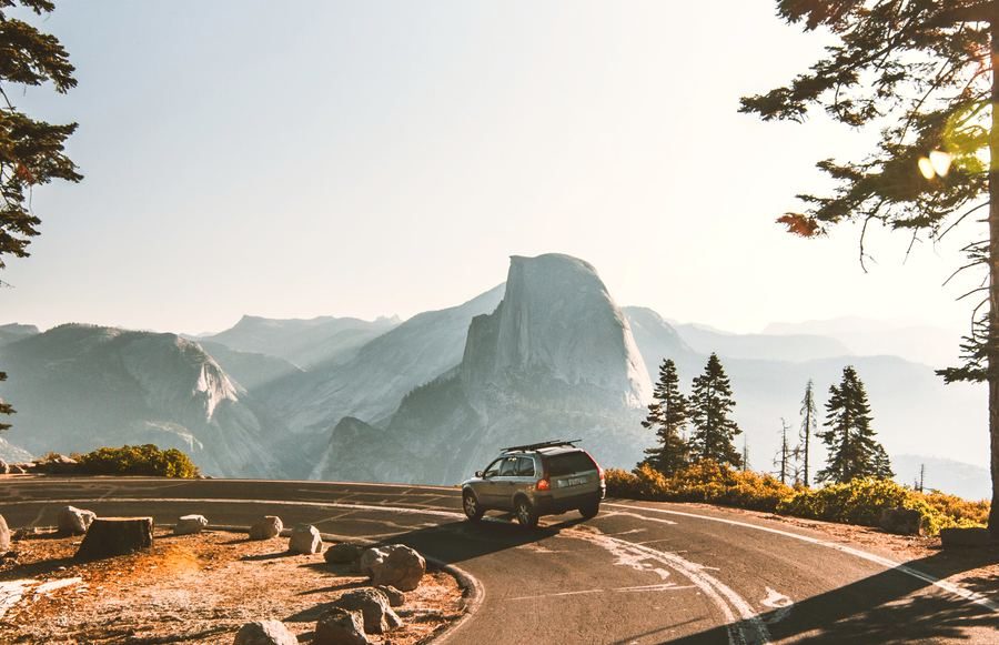 The Best Road Trip to California's National Parks