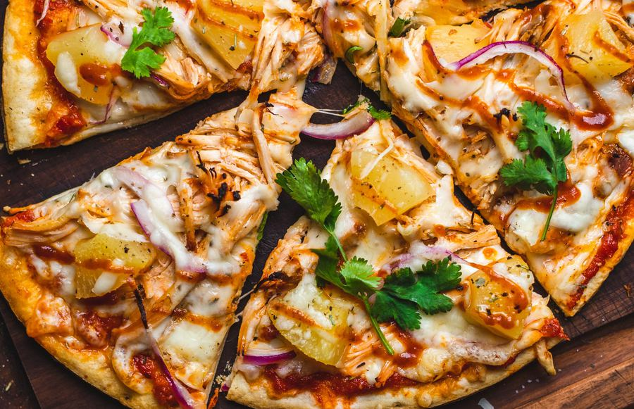 It's National Pizza Month And You'll Want to Eat This Pizza Every Day