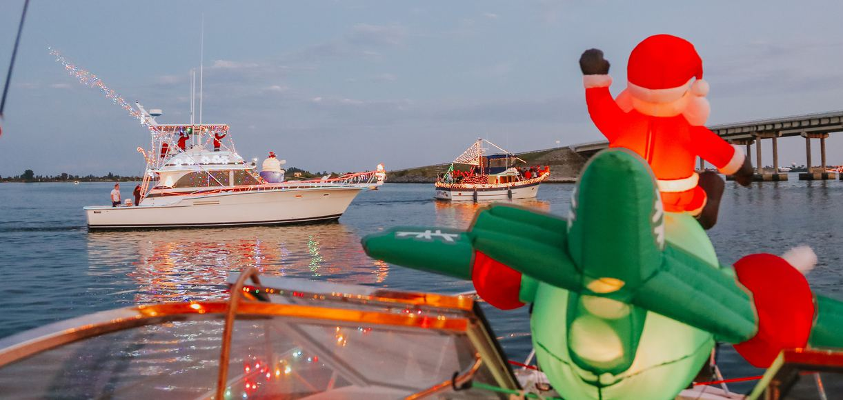 Splash Into The Season: The Festive Newport Beach Boat Parade Starts Tomorrow