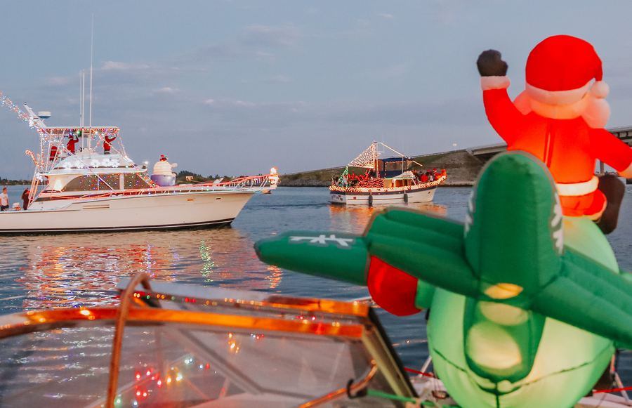Splash Into The Season: The Festive Newport Beach Boat Parade Starts Tomorrow
