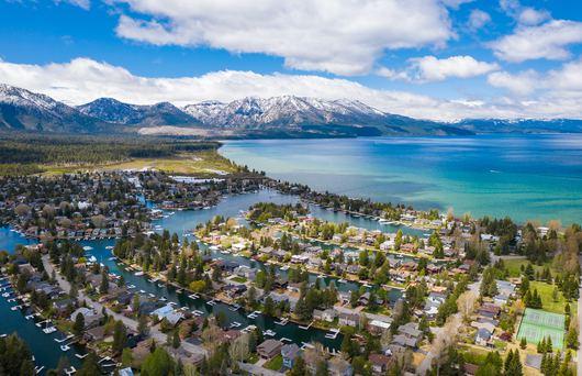 North Shore Lake Tahoe vs. South Shore Lake Tahoe