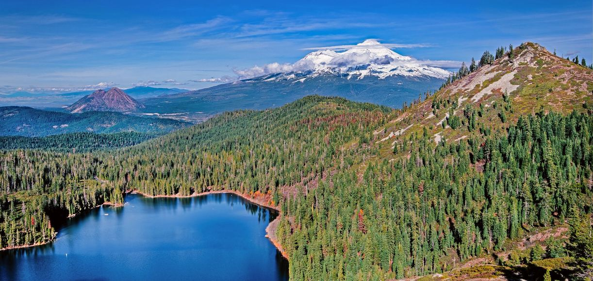 The Most Beautiful Lakes in Northern California