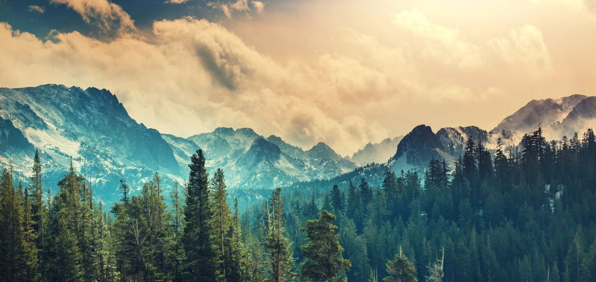 The Prettiest Mountain Ranges in Northern California