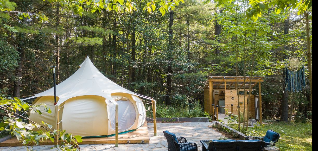 A Guide to Glamping in Northern California