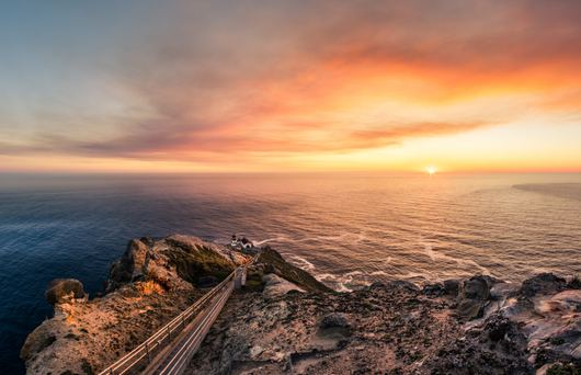 The Best Places to Watch the Sunset in California