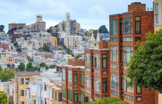 The Best Places in San Francisco for Starting an Airbnb