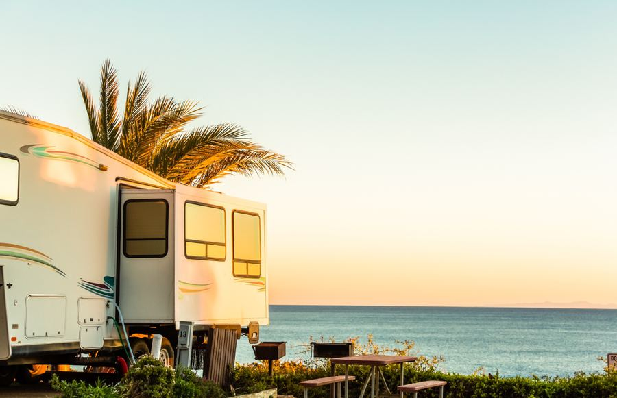 The Top Places to Go RV camping in Southern California