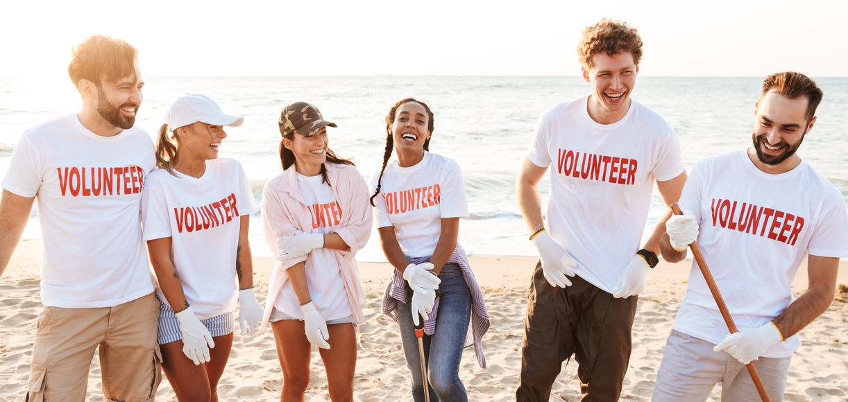 9 Outdoor Volunteer Opportunities You'll Be Glad You Signed Up For
