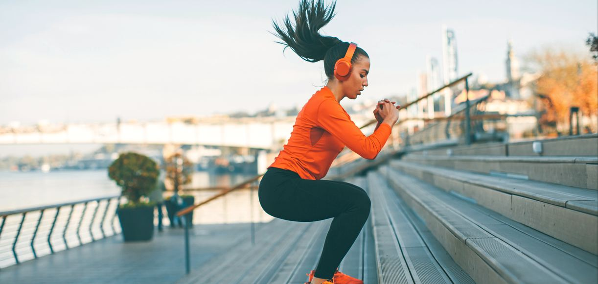 The Songs to Add to Your Outdoor Workout Playlist