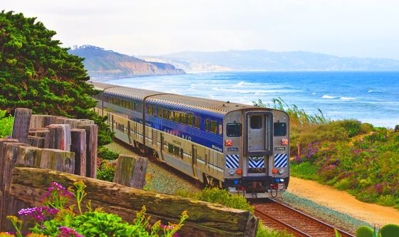 Train Travel: Seeing Southern California on the Pacific Surfliner