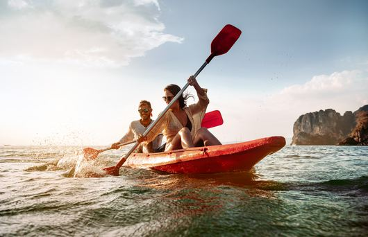 The Best Places to go Canoeing in California