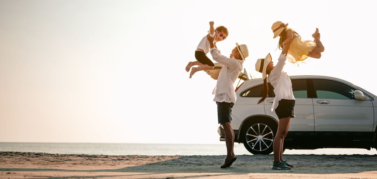 How To Plan A Car Trip With Kids In California
