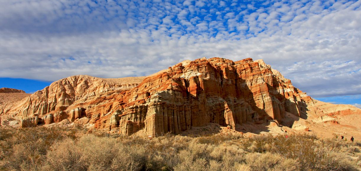 Getaway Guide: Red Rock Canyon State Park