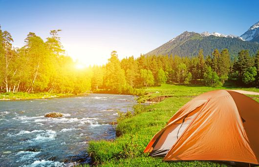 The Best River Camping Destinations in California