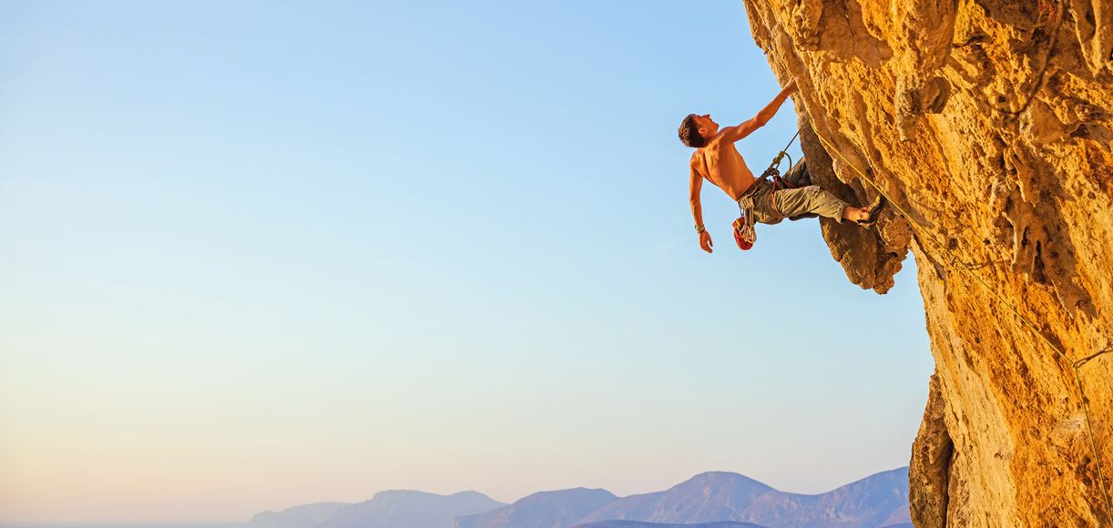 Climb On A Guide To The Top Rock Climbing Spots In California