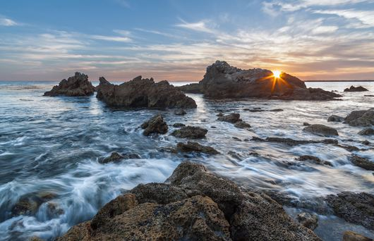 11 Rocky Beaches In California That'll Blow Your Mind