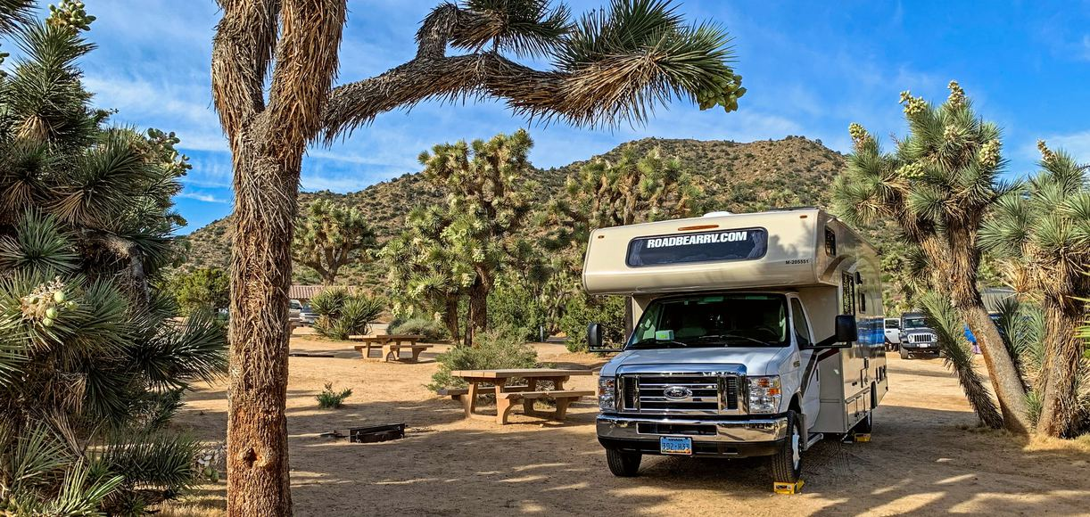 Living on The Road: Where to Go RV Camping in California