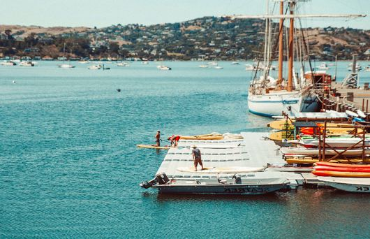 Getaway Guide: A Weekend in Sausalito
