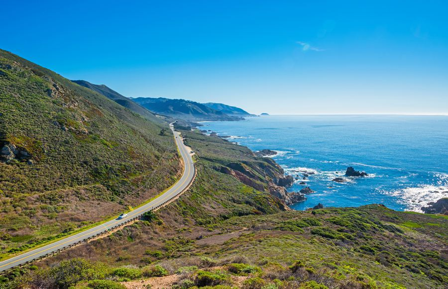 15 Scenic California Drives You Have to Experience At Least Once
