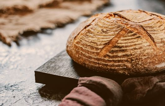 Invented in California: San Francisco Sourdough Bread