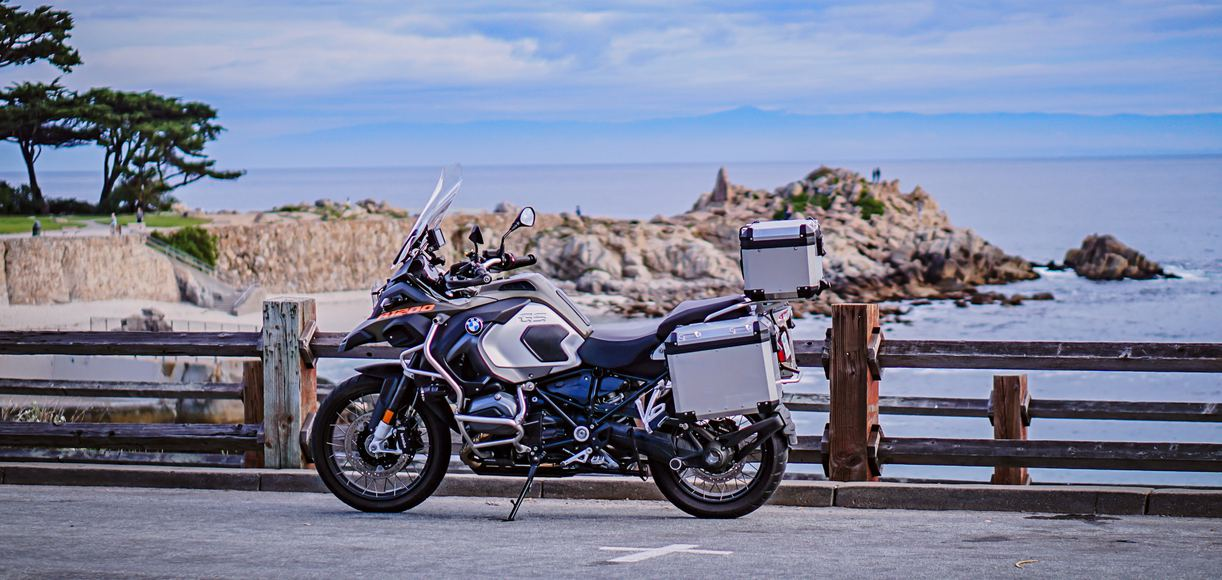 The 5 Best Motorcycle Rides in California