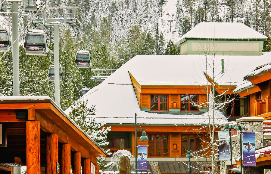 The Mountains Are Calling: California's Top Ski Resorts