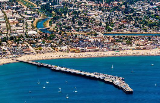 Getaway Guide: Downtown Santa Cruz