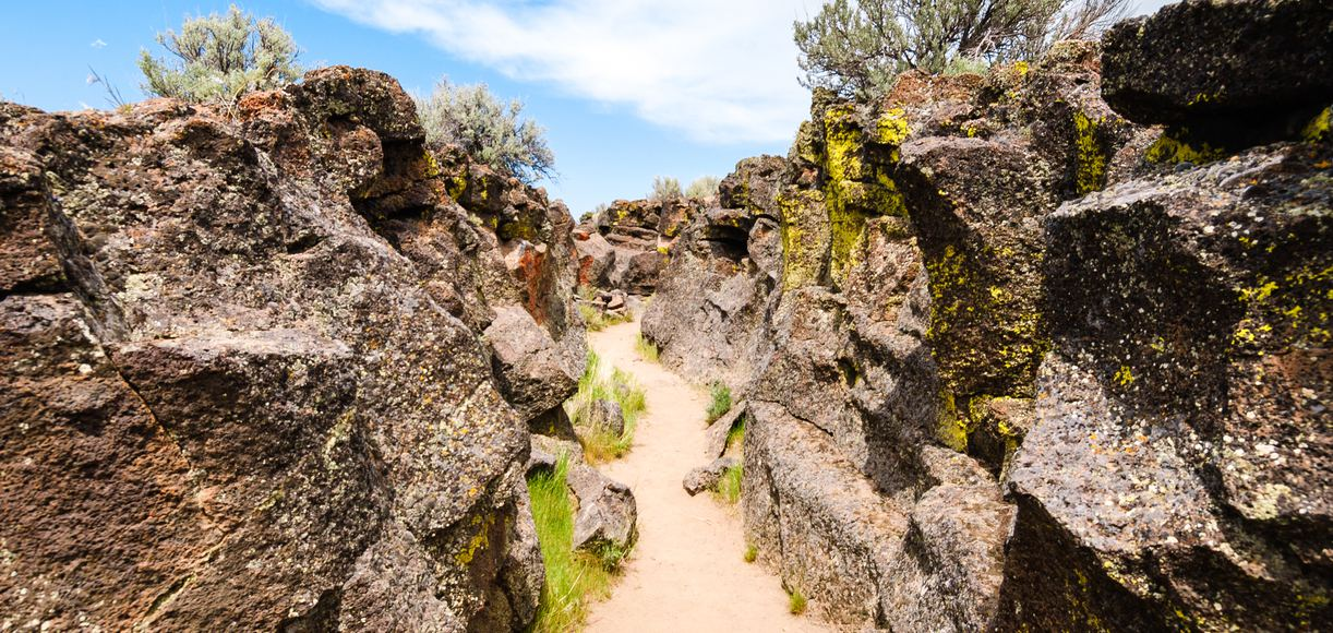 A Guide To Lava Beds National Monument