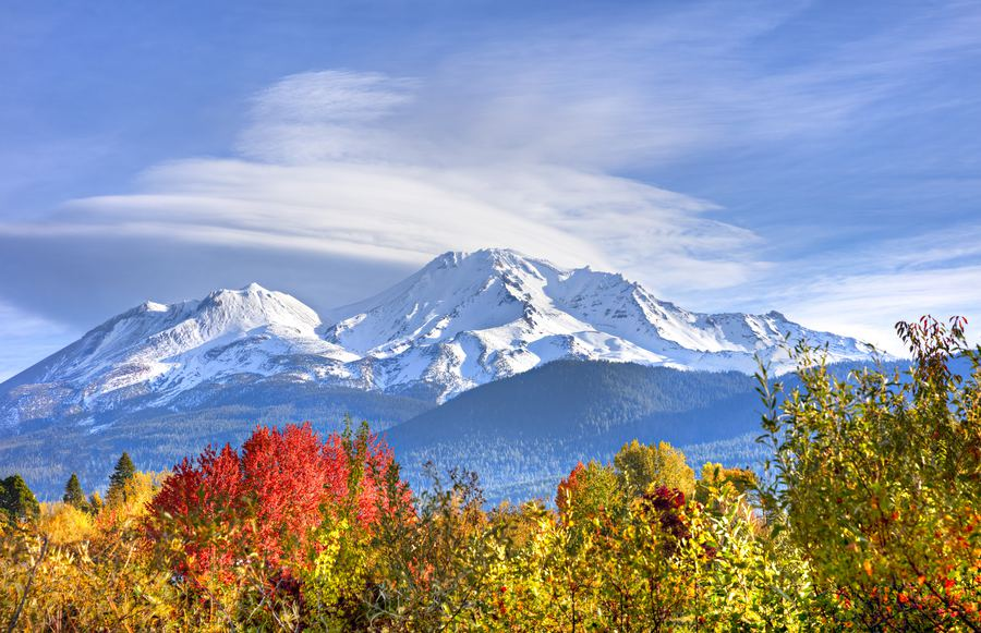 Great Spots To See Fall Colors In Northern California