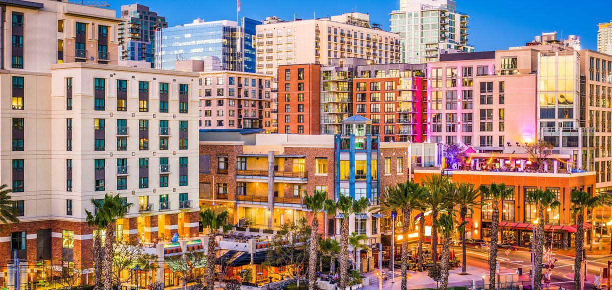 Part One: Adventuring to San Diego