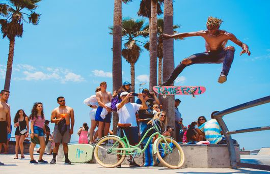 6 Must-See Skate Parks in California