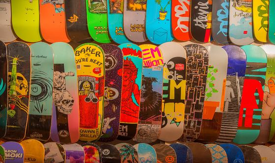 Roll On: Check Out the 10 Best Bay Area Skate Shops