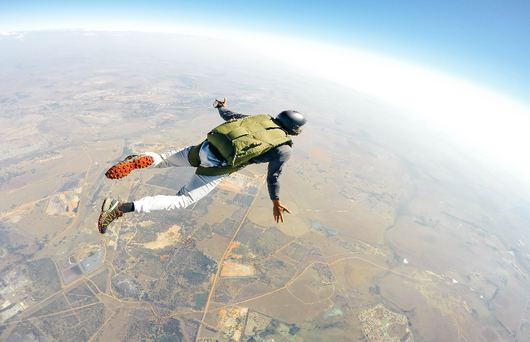 I Went Skydiving and Survived