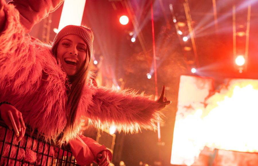 Music in the Mountains: Experience MTV's SnowGlobe Festival Next Weekend
